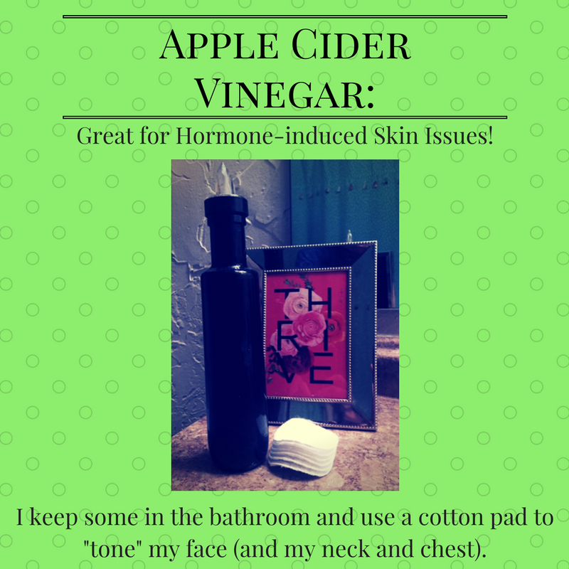 Apple Cider Vinegar: The Pregnant Lady's Sidekick from Albuquerque Mom's Blog