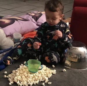 Ironic Popcorn