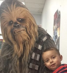 Asher Solo & Chewie