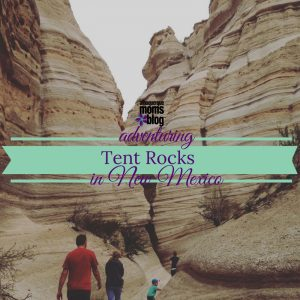 Tent Rocks - Albuquerque Moms Blog