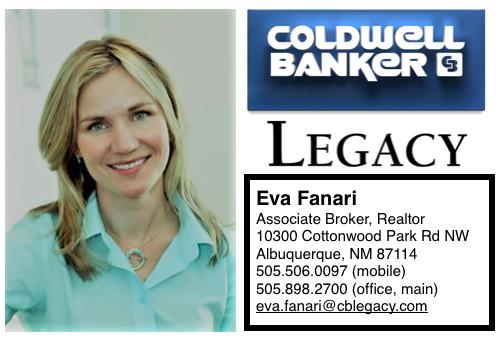 Eva Fanari Albuquerque Moms Blog