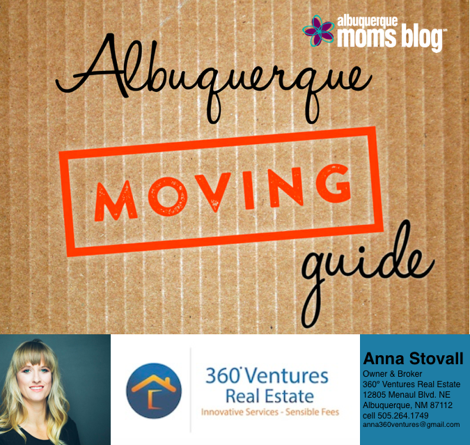 Moving | Albuquerque Moms Blog