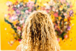 Curly hair busy mom | Albuquerque Moms Blog