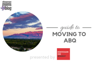 guide to moving to abq