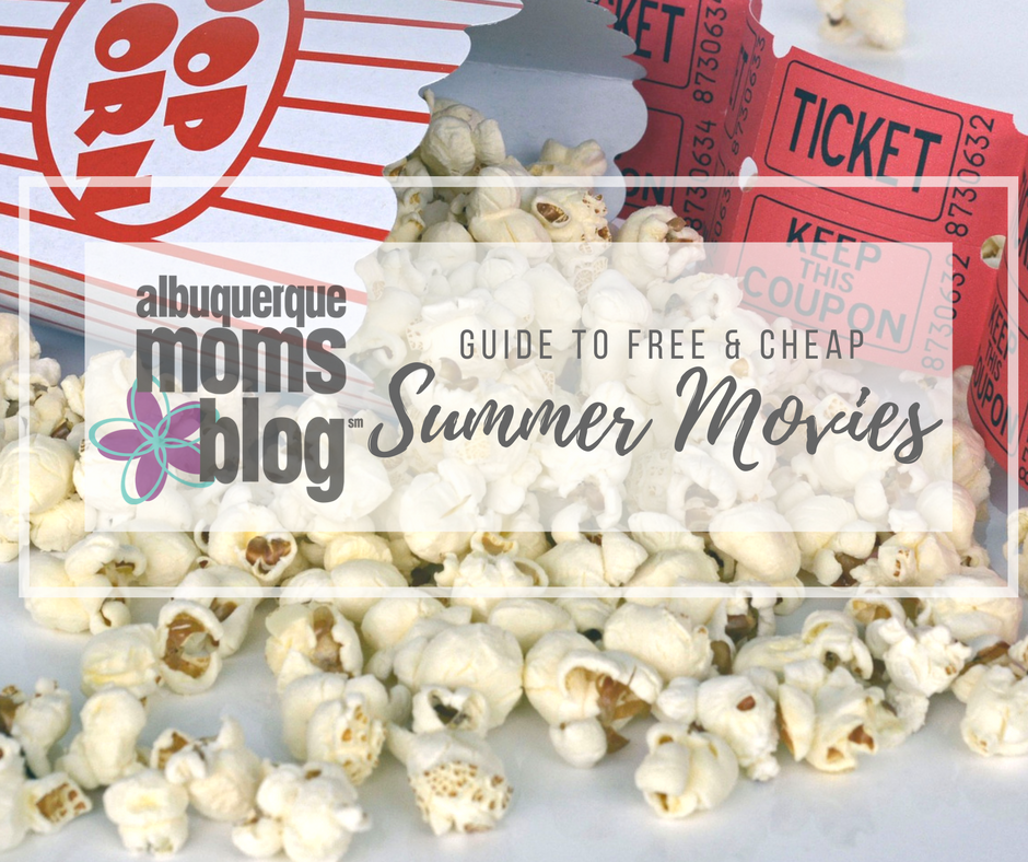 summer movies | Albuquerque Moms Blog