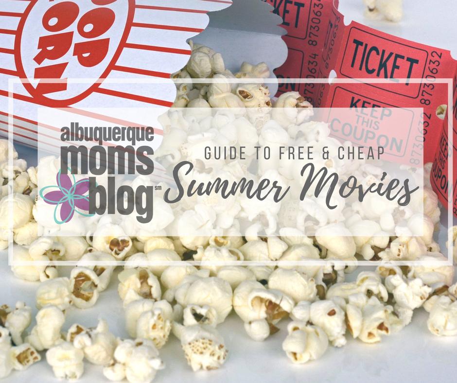 summer movies | Albuquerque Moms Blog