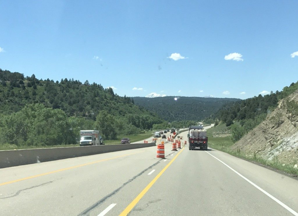 Road Construction in NM