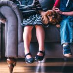 Kids and Dogs :: Four Tips for Growing Up Safely Together