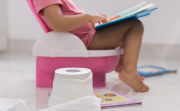 Potty Training 101 - 3 Tips for the Momentous Occasion