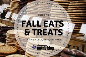 fall eats treats | Albuquerque Moms Blog