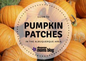 pumpkin patches Albuquerque Moms Blog