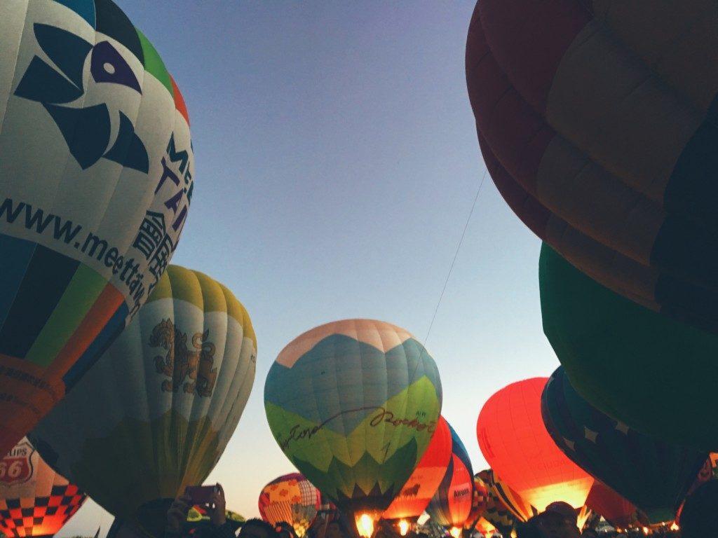 Albuquerque Moms Blog, Albuquerque International Balloon Fiesta, taking young children to balloon fiesta