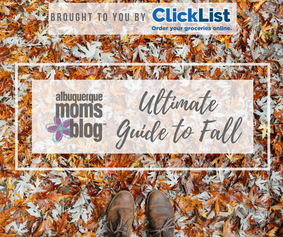 ultimate guide fall | Albuquerque Moms Blog