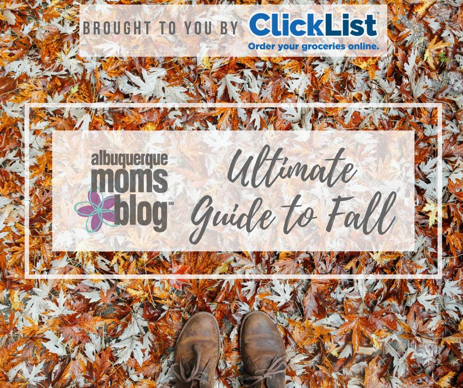 ultimate guide fall | Albuquerque Moms Blog