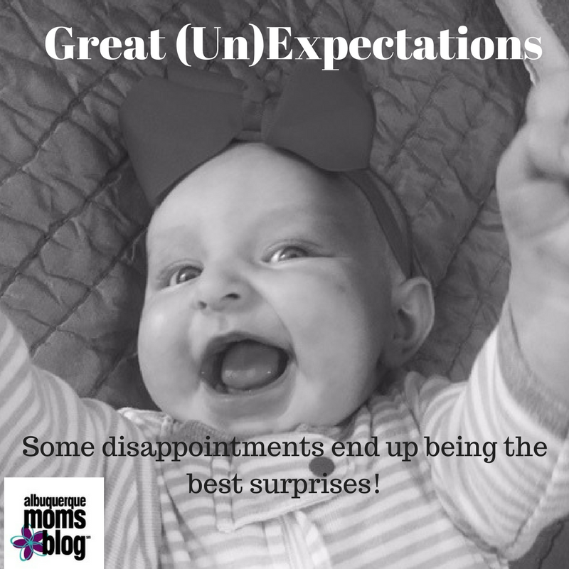 Great (Un)Expectations from Albuquerque Moms Blog