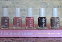 Nail Polish for Fall :: Five Favorite Shades You'll Love