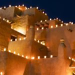 Embracing Tradition :: A Guide to Where to See Luminarias in Albuquerque