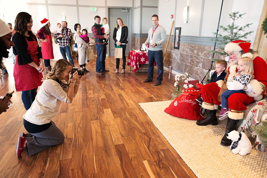 ABQ Mom Blog Licht photography Kate Bukles Photography Breakfast with Santa