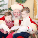 Breakfast with Santa {Event Recap}