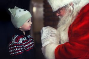 attend Breakfast with Santa