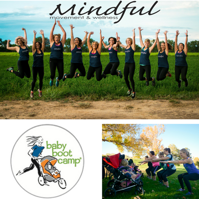 mindful wellness | baby boot camp
