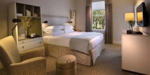 hotel parq central room Albuquerque Moms Blog