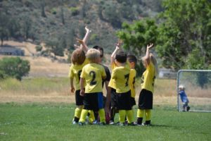 team, activities, sports, one thing to look for when choosing team for kids