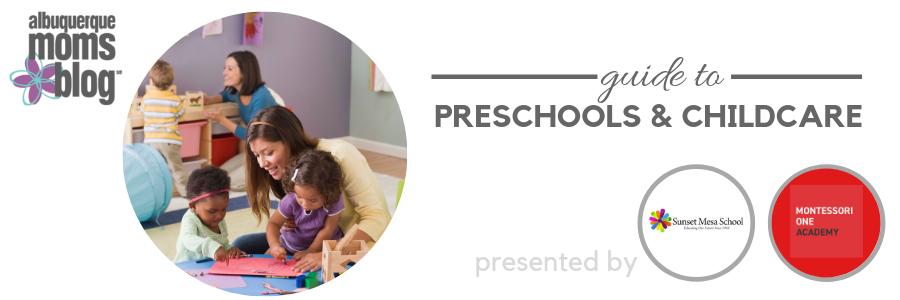 Guide to Preschools and Childcare Albuquerque