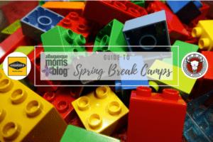 spring break camp albuquerque