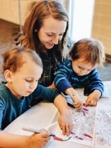 family art Albuquerque Moms Blog