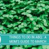mom's guide to march