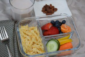 lunch box boredom, new lunch ideas