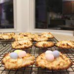 Birds' Nest Cookies :: A Quick and Easy Spring Time Treat