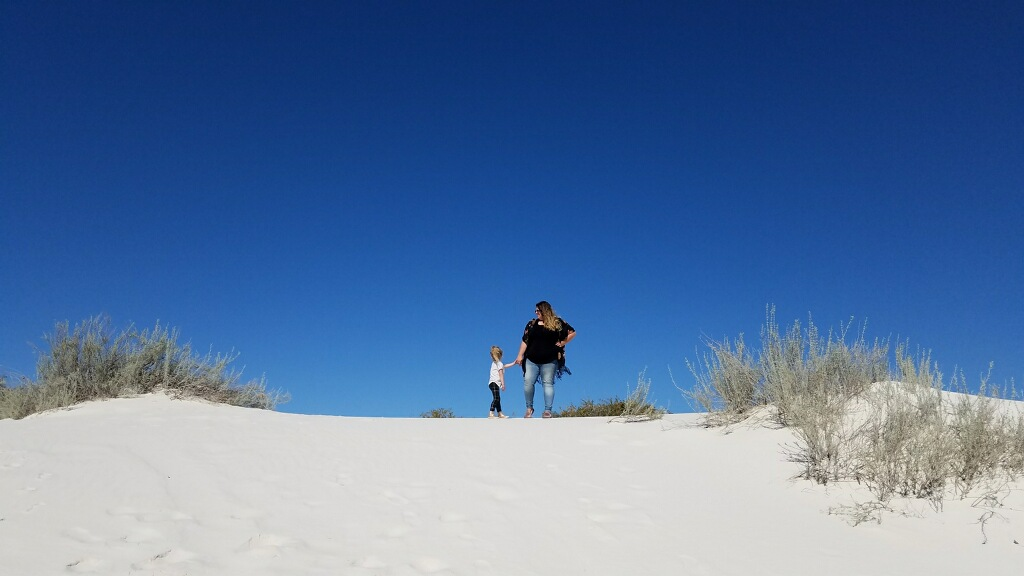 White Sands National Monument, White Sands, New Mexico
