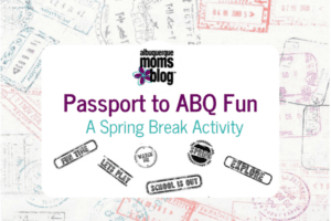 Passport to ABQ Fun