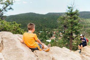 mountain view Albuquerque Moms Blog | vacation| glorieta