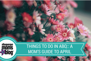 Moms Guide to do April