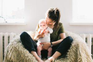 mom and baby-Albuquerque Moms Blog