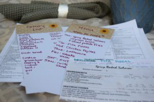 Meal Planning Like a Pro! Plus a Time Saving Trick from Albuquerque Moms Blog
