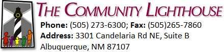 The Community Lighthouse Logo Mental Health Agency