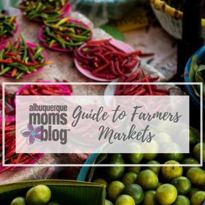Guide to Farmers Markets Albuquerque