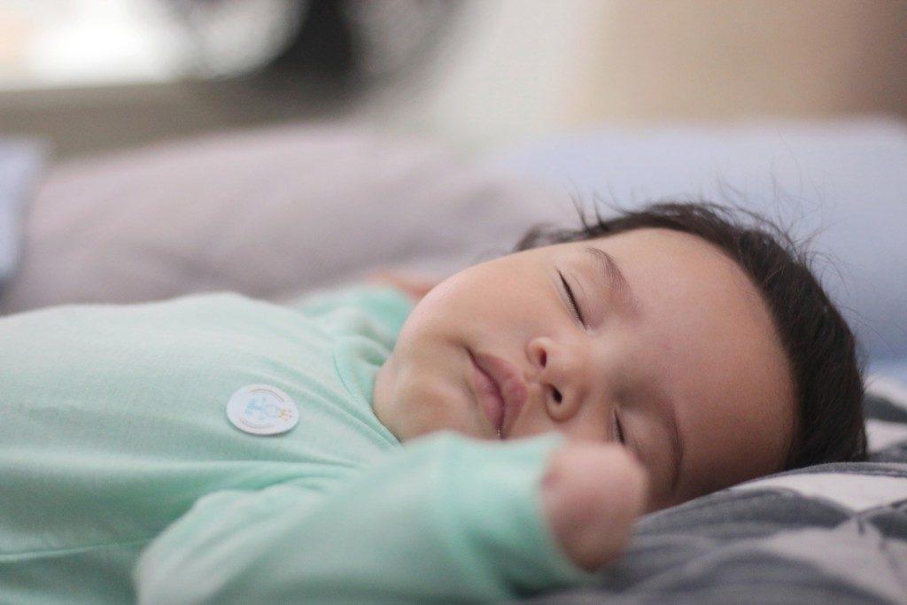 sleeping baby Albuquerque Moms Blog
