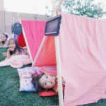 DIY Tent for Indoor/Outdoor Camping Fun!