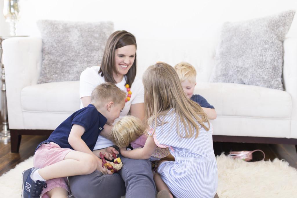 Rejoice in the Mundane of Motherhood Albuquerque Moms Blog