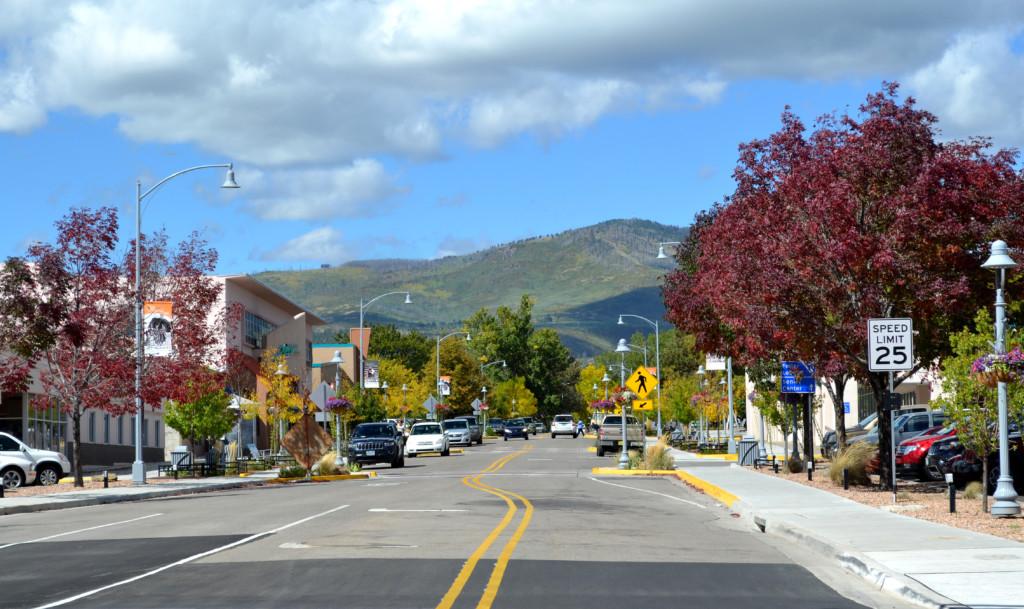 Los Alamos - Centra Avenue