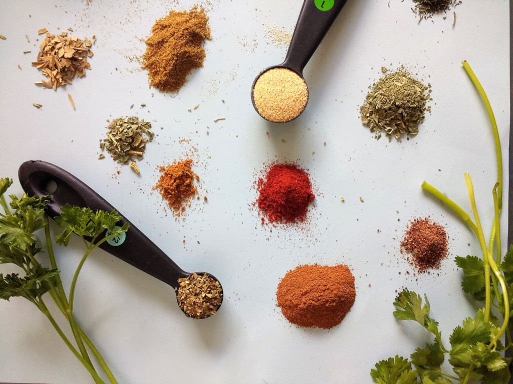 Herbs and Spices 101 from Albuquerque Moms Blog