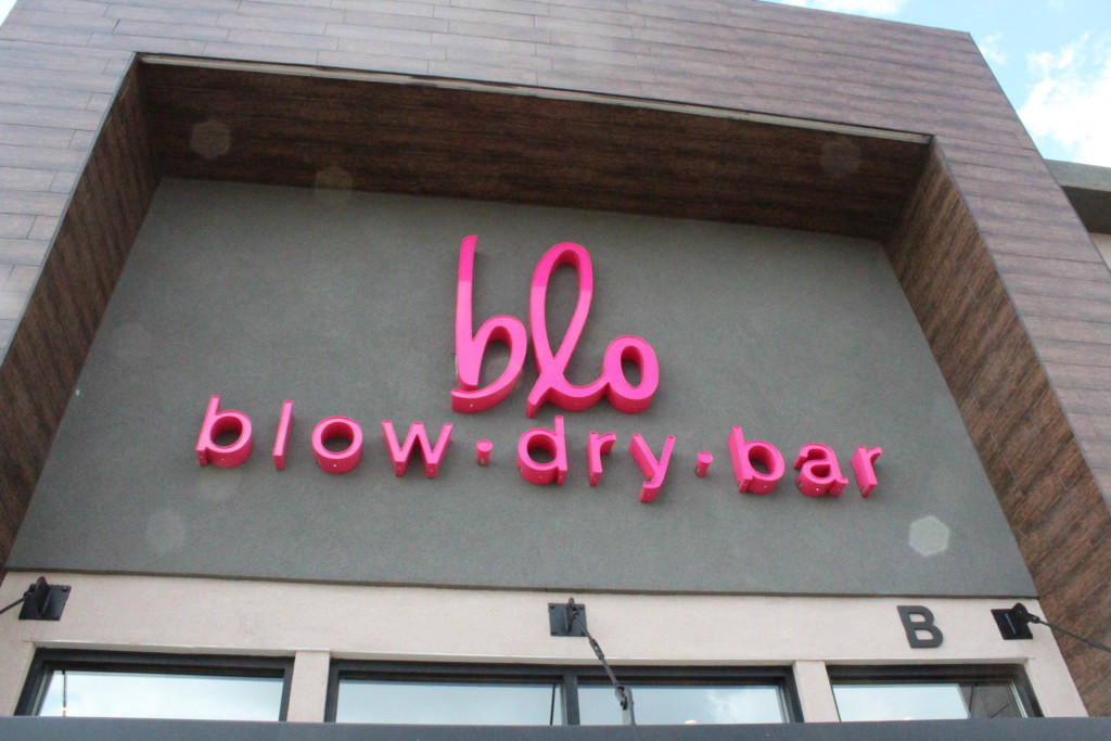 Blo Blow Dry Bar   Albuquerque Moms Blog