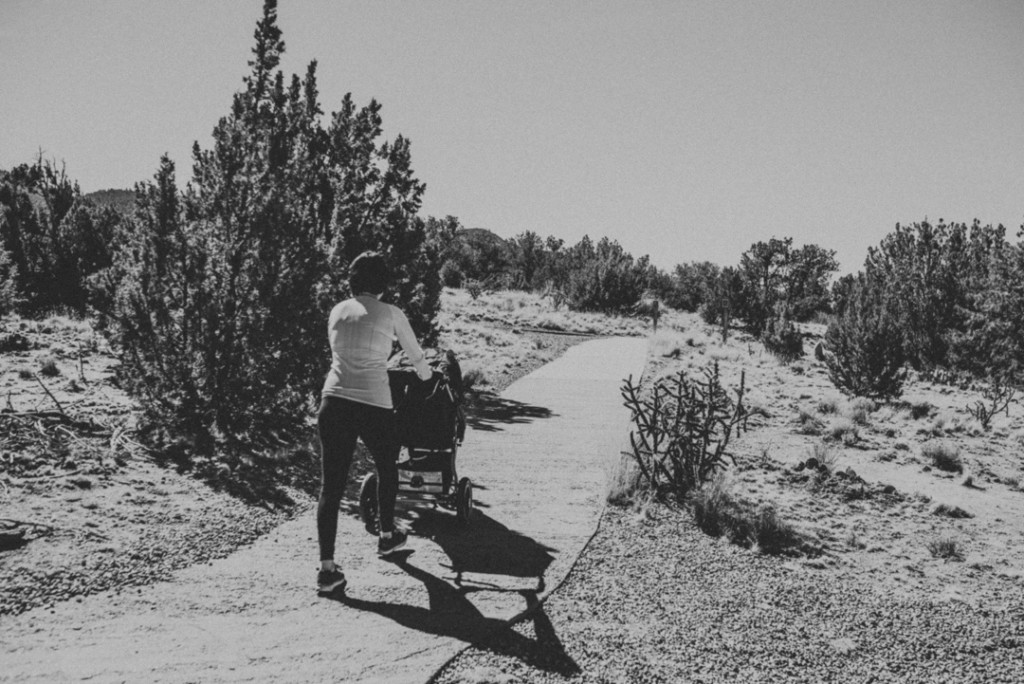 ABQ Stroller-Friendly Trails from Albuquerque Moms Blog