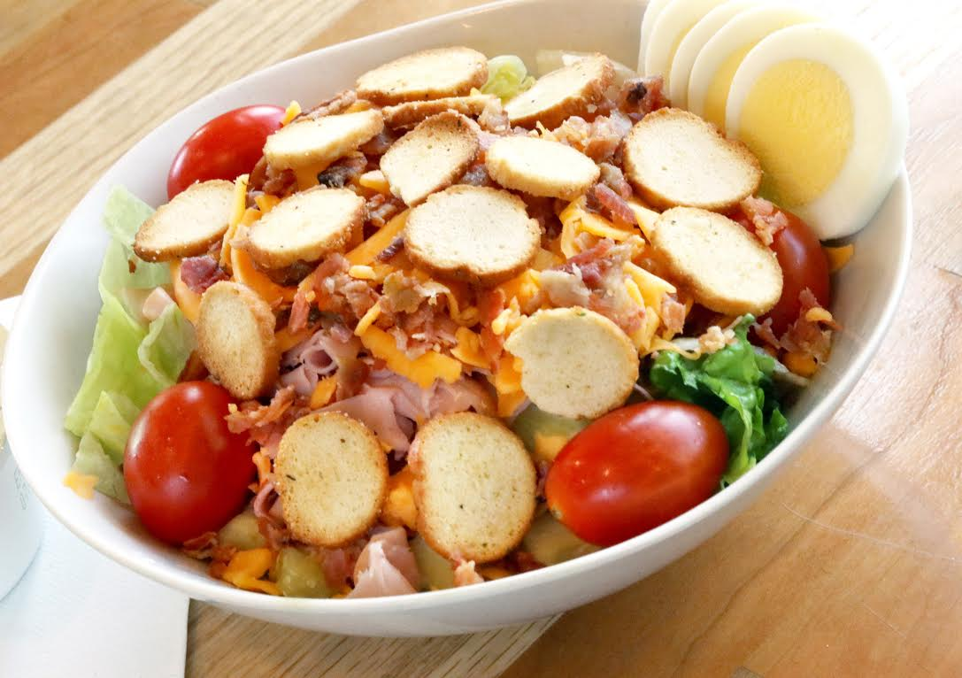 Updated Dion's Chef Salad