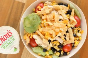 Dion's Southwest Chicken Salad, Southwest Chicken Salad, albuquerque, albuquerque moms blog, dion's, dion's salads
